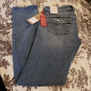 True religion slim straight